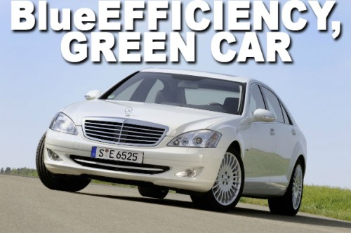 BlueEFFICIENCY, Green Car