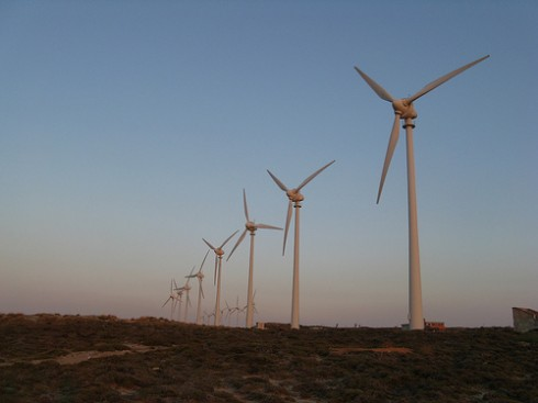Siemens Contracted to Build Turkish Wind Farm