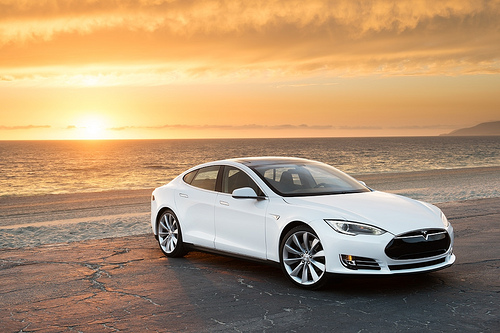 Image Credit: Tesla Model S