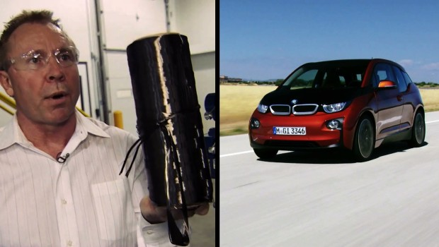 BMW i3′s Carbon Fiber (VIDEO)