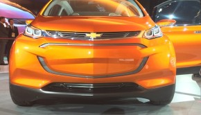Chevy Bolt EV sales