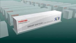 Toshiba-Grid-Storage-Battery